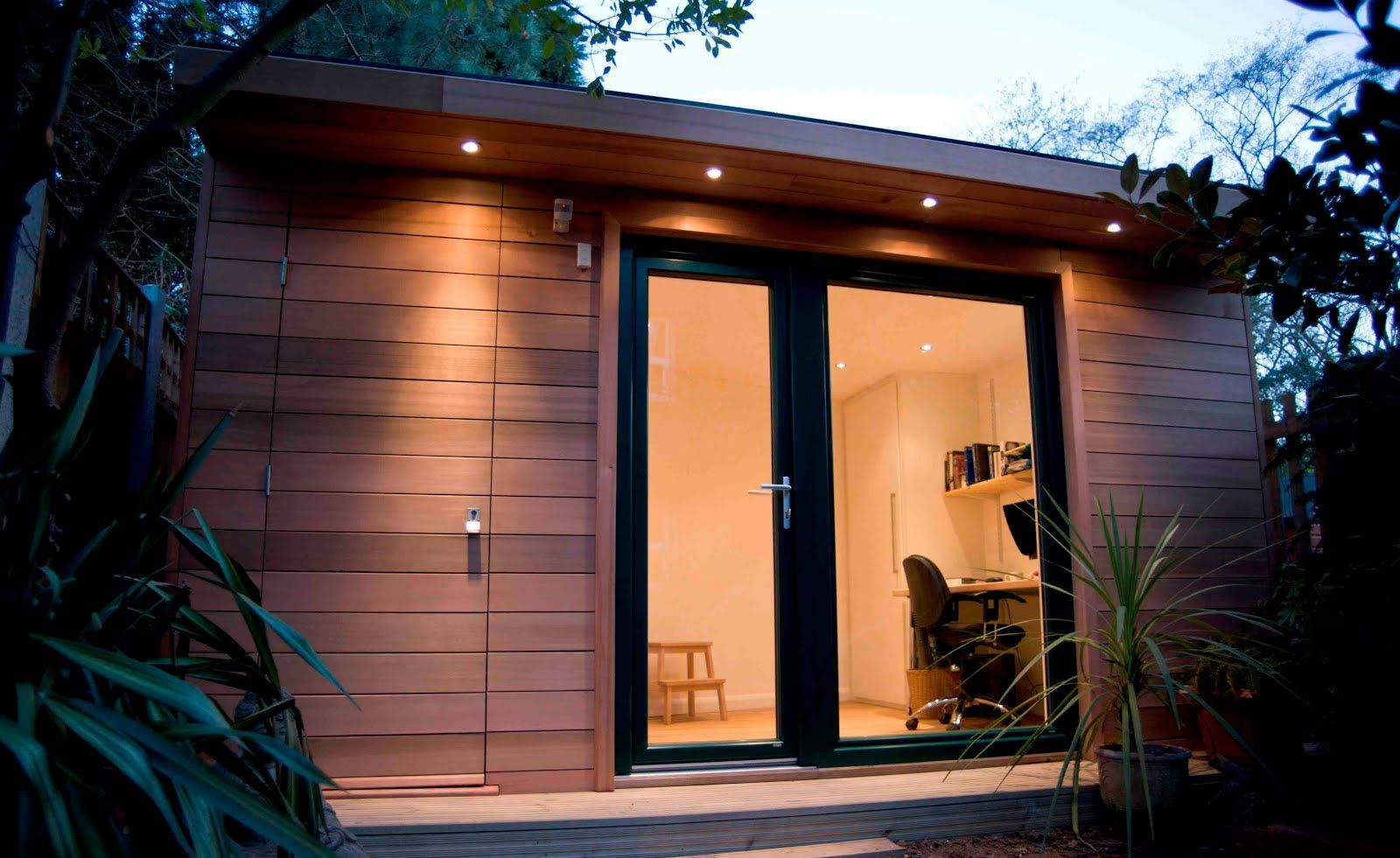 outdoor shed office. Outdoor Office | Garden With Shed