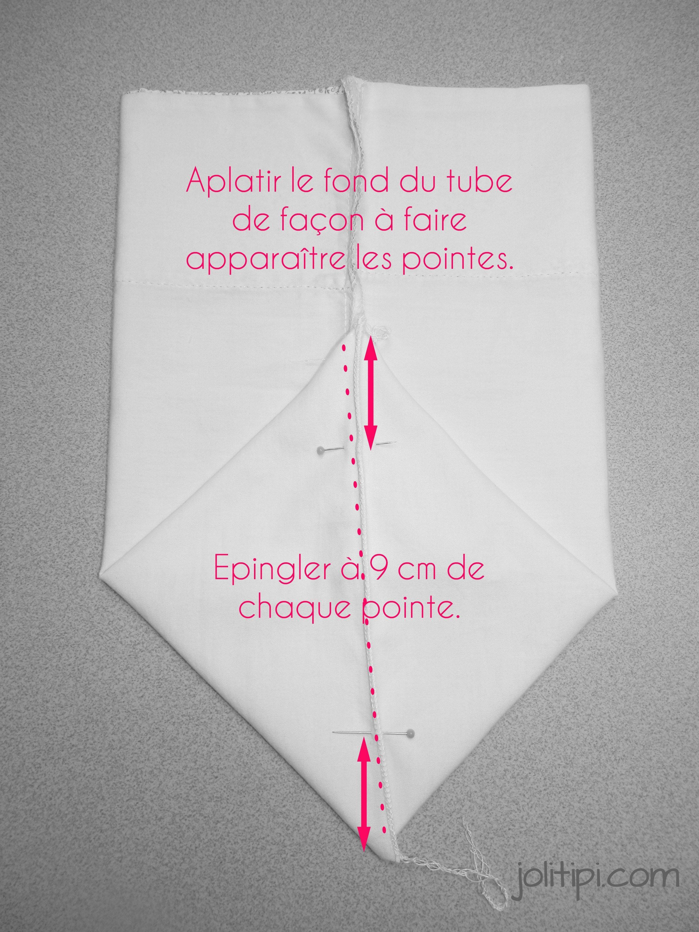 tuto facile comment fabriquer un panier de rangement fourret tout en tissu diy tape par tape. Black Bedroom Furniture Sets. Home Design Ideas