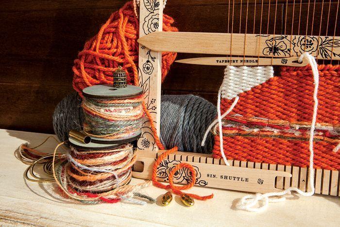 Prima Fiber Arts Loom Kit #primacha2016 #primawinter