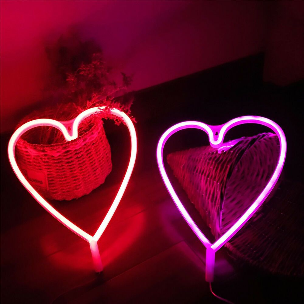 This Product Adopts Led Lighting Model To Make It Romantic Graceful Elegant And Sweet Lighting Color Warm White Wh Led Neon Signs Sign Lighting Neon Signs