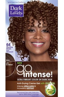 Dark And Lovely Go Intense Hair Color 64 Dazzling Brown Hair Color Brow Hair Color Hair Color Options