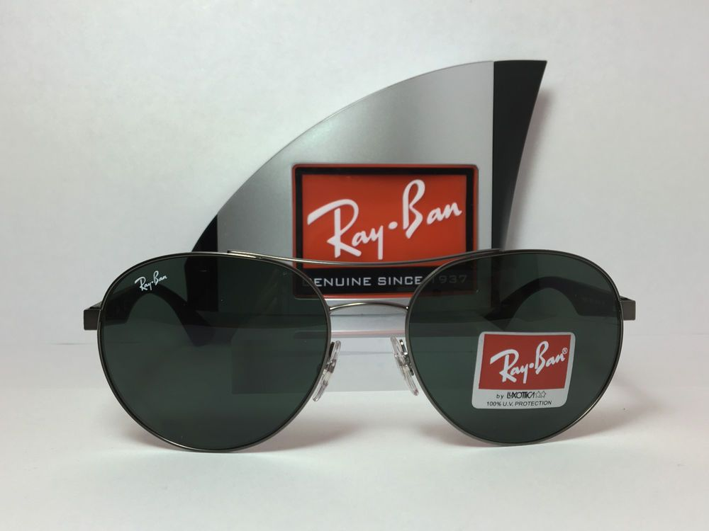 c2521cea0fd1b RAY-BAN RB3536 - 100% Authentic - Made in China by Luxottica Tristar -    NEW    RayBan  Pilot