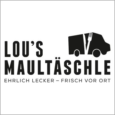 Logo Foodtruck Lou's Maultäschle