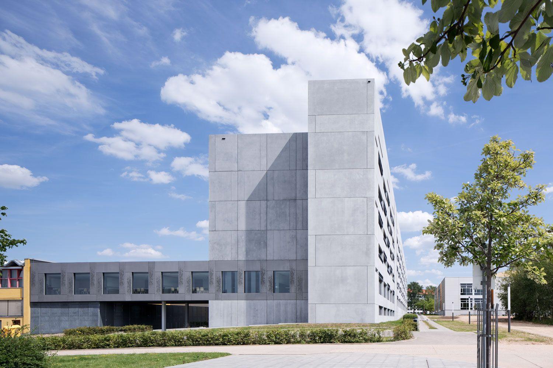 Architekten Chemnitz institutsgebäude tu chemnitz burger rudacs architekten chemnitz