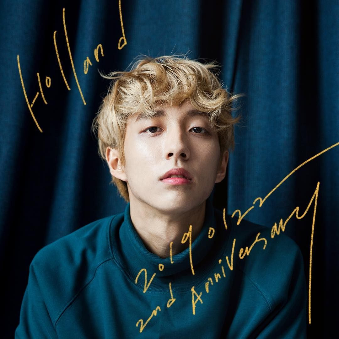 Pin By Cinnamon Roll On Otkpop Holland Korean Singer Singer