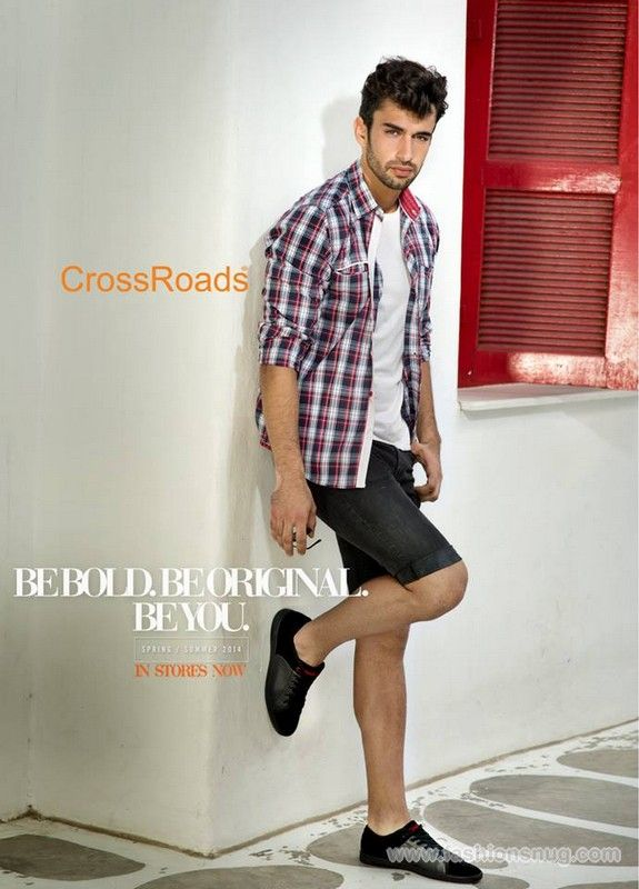 Men s fashion summer casual dress