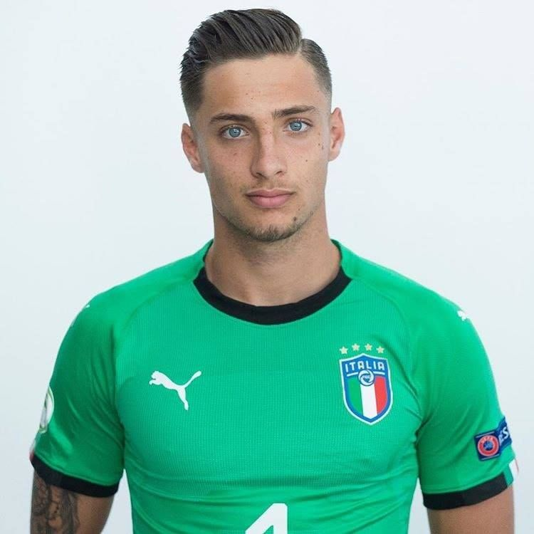 alessandro plizzari   Ac milan, Milan football, European soccer