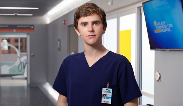 Freddie highmore the good doctor tv shows for Freddie highmore movies and tv shows