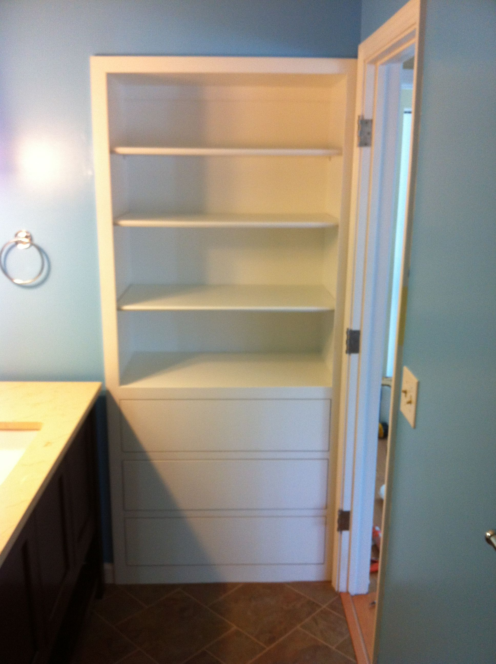 Recessed Bathroom Storage Cabinet recessed bathroom storage cabinet - google search | ect | pinterest