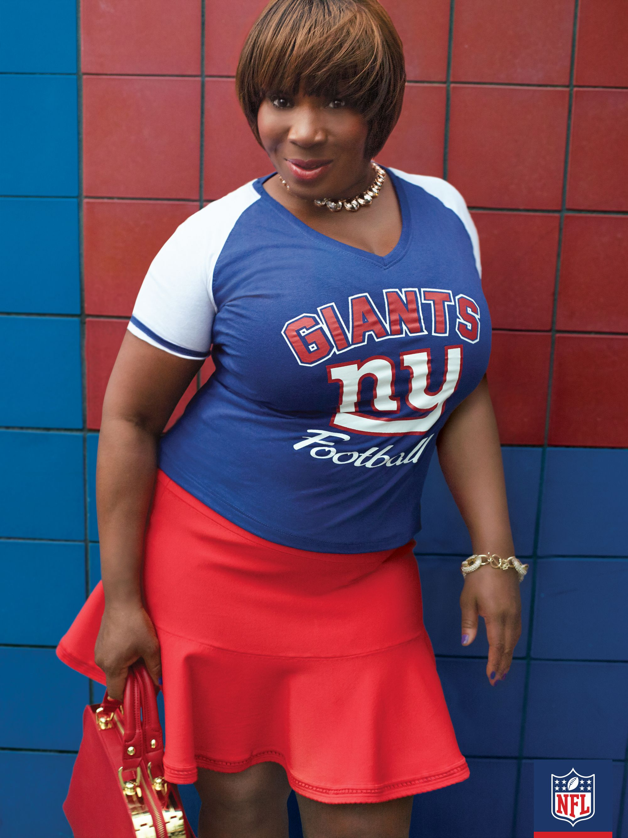 huge selection of 409aa dc060 Bevy Smith knows fashion – and football. This New York ...