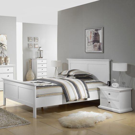 Nachttisch Pariso Bett Ideen Panel Bett Schlafzimmer Design