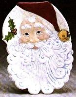 Santas coming.