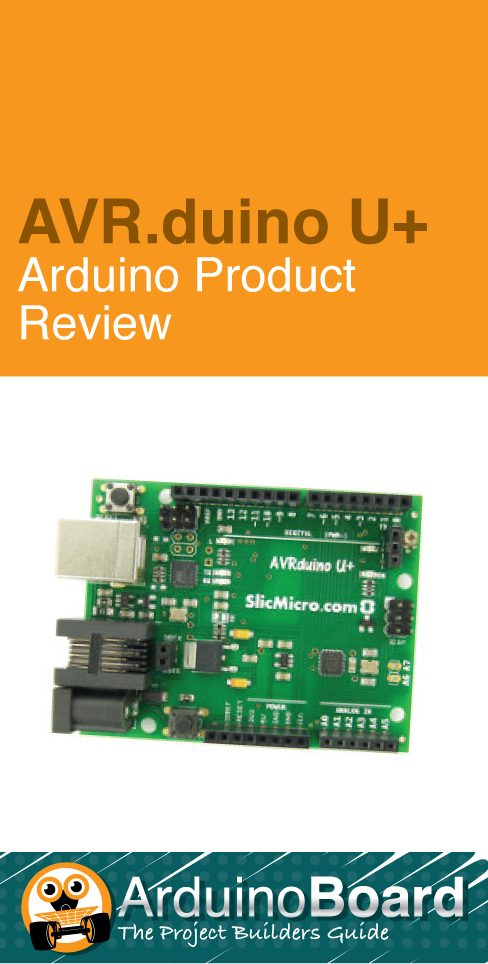 Avr duino u arduino product review click here for