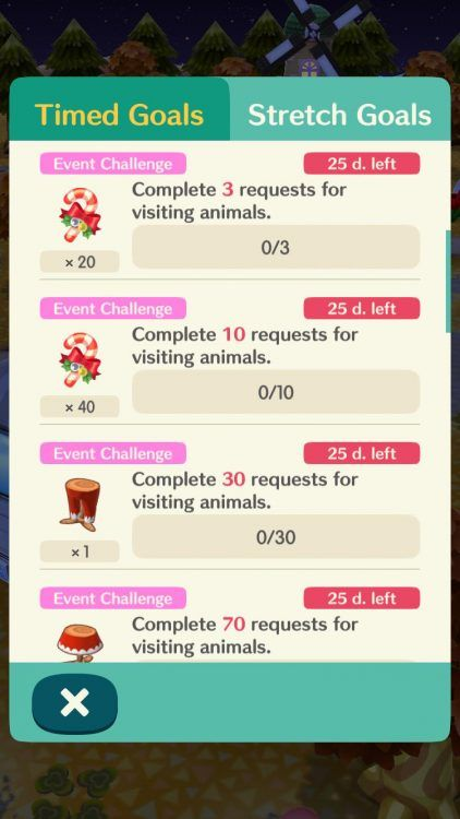 Animal Crossing Pocket Camp Guide How To Craft Christmas