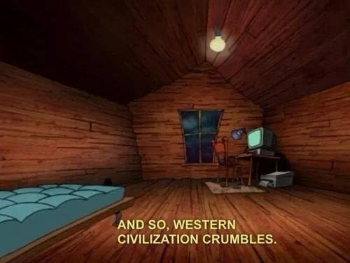 When Courage The Cowardly Dog Got Very Real Courage Favorite