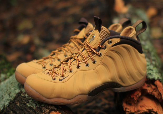 finest selection bef34 f7855 Nike Air Foamposite One Wheat