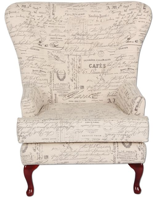 Accent Chair In Revenge: Furniture, Armchair, Chair