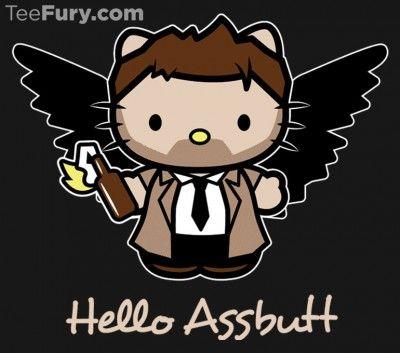 Hello Assbutt