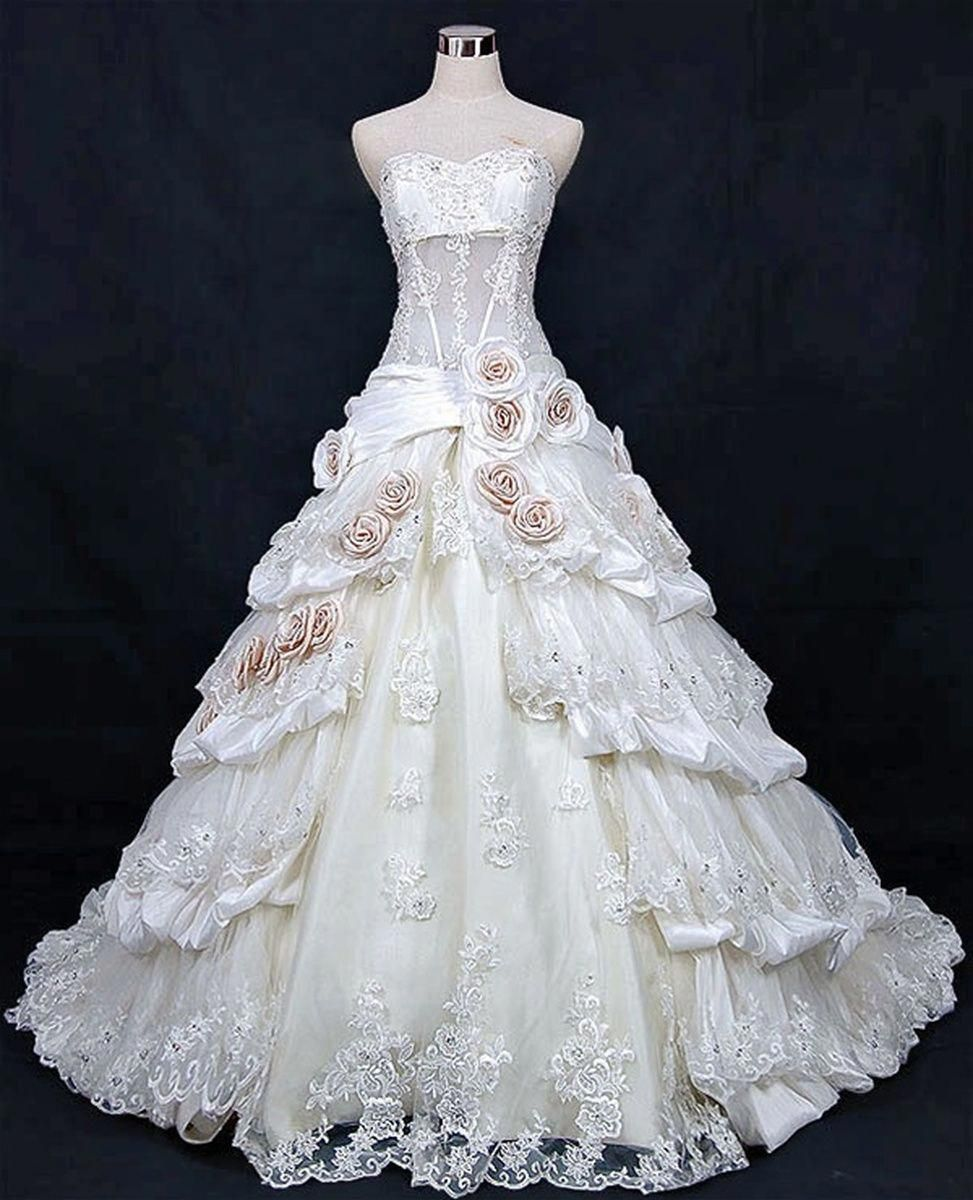 Appealing Wedding Dresses To Weigh Up Discover This Mind Blowing Pin Image Id 3175 Ball Gowns Wedding Wedding Dresses Vintage Vintage Inspired Wedding Dresses [ 1200 x 973 Pixel ]