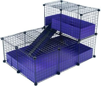 This web site looks good if u don 39 t want to or can 39 t make for Build your own guinea pig cage