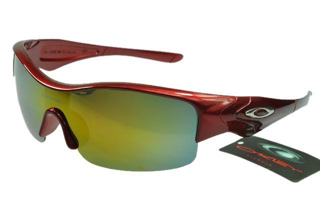 f5095700cdb6c Oakley Straight Jacket Sunglasses Crimson Frame Lightsteelblue Lens ...