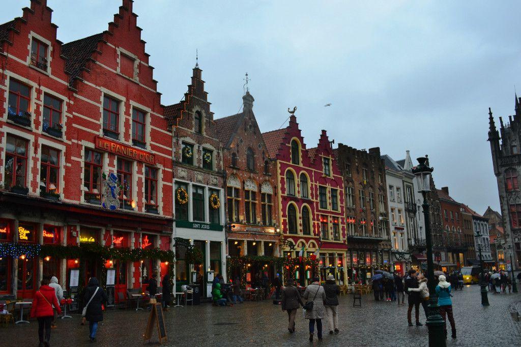 Edifici storici - Markt, Bruges