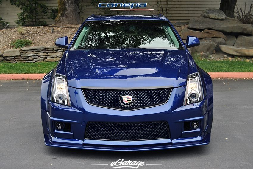 Cadillac CTS Midnight Blue Metallic | * CARS TO KILL FOR ...