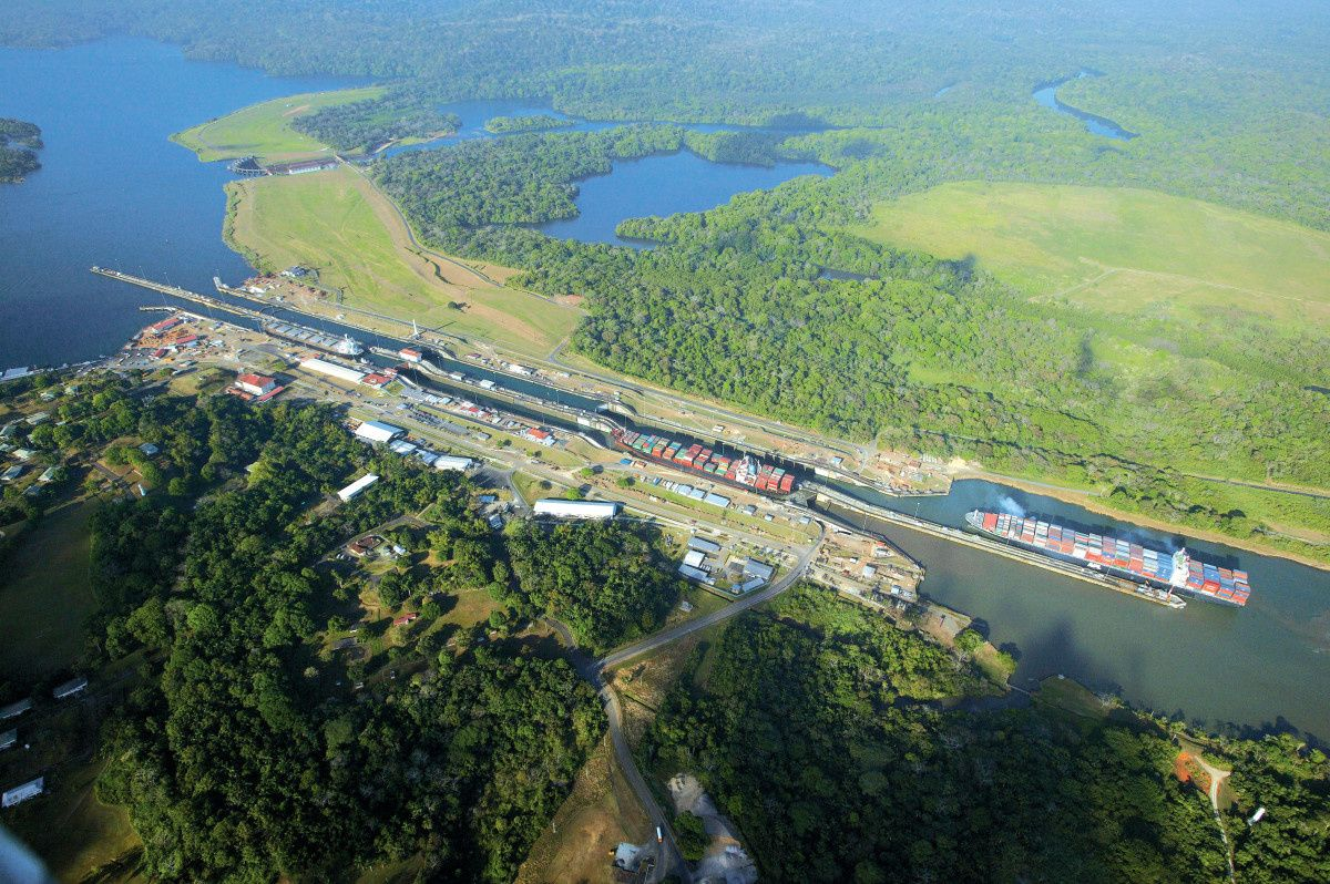 Panama Canal – An engineering grand master-piece!