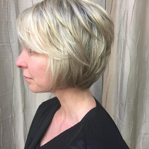 Top 32 Layered Bob Haircuts 2020 Pictures Short Layered Bob Haircuts Short Bob Haircuts Short Layered Bob Hairstyles