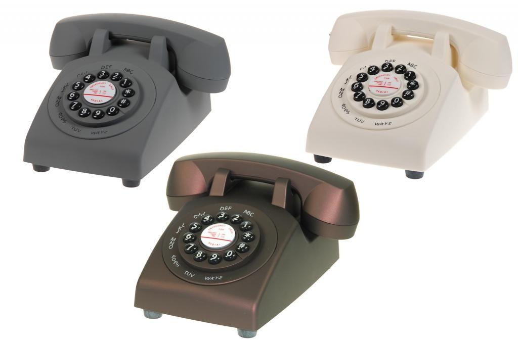 Tel fono tipo cl sico acabados modernos retro antiguo regalos musica radios telefonos - Ventiladores de techo antiguos ...