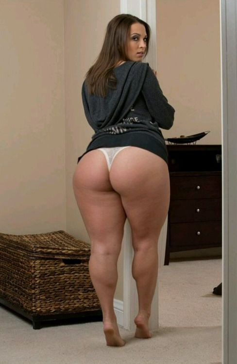 Fat ass mature wife