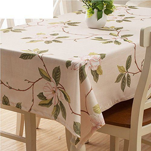 Tablecloths For Living Room Modern Minimalist Dining Table Cloth