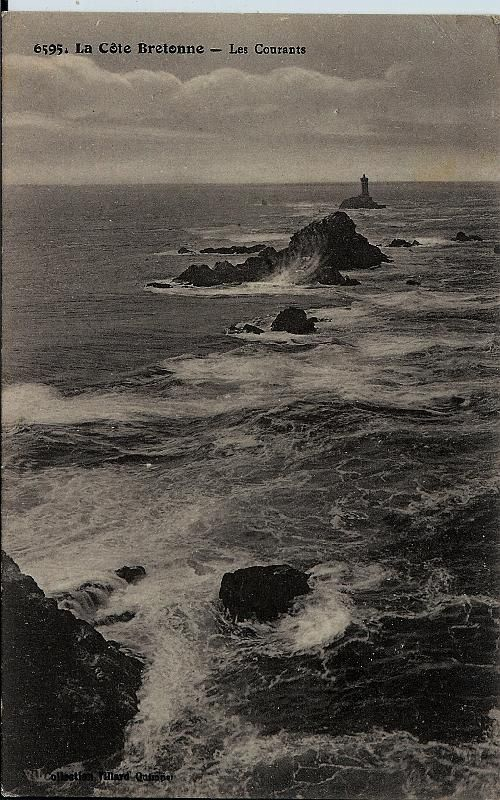 les courants marins