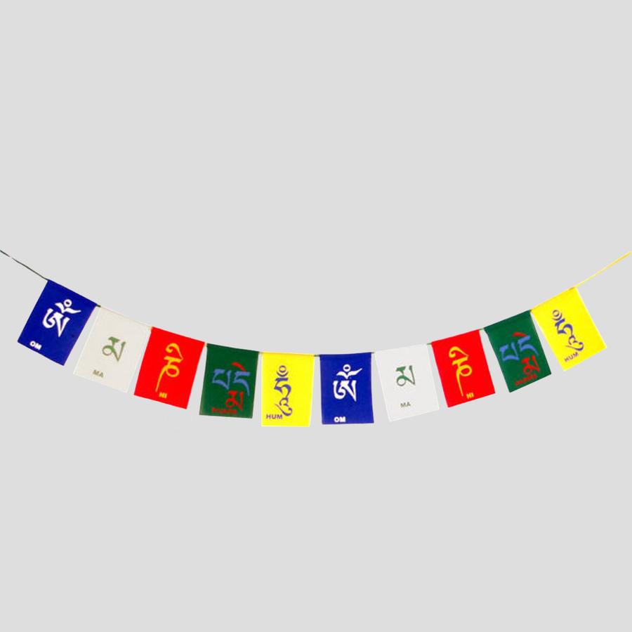 Tibetan Prayer Flag For Car Tibetan Prayer Flag Prayer Flags Flag