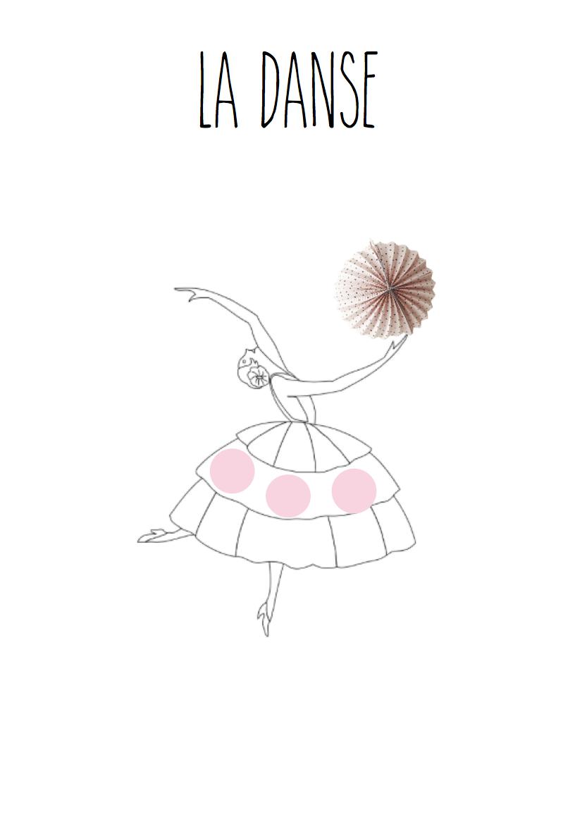 Petits Homeschoolers La Danse Fichier D Activites A Imprimer A Imprimer Activite Ecole A La Maison