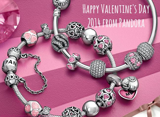 My pandora 2014 valentine 39 s day favorites pandora san for Pandora jewelry amarillo tx