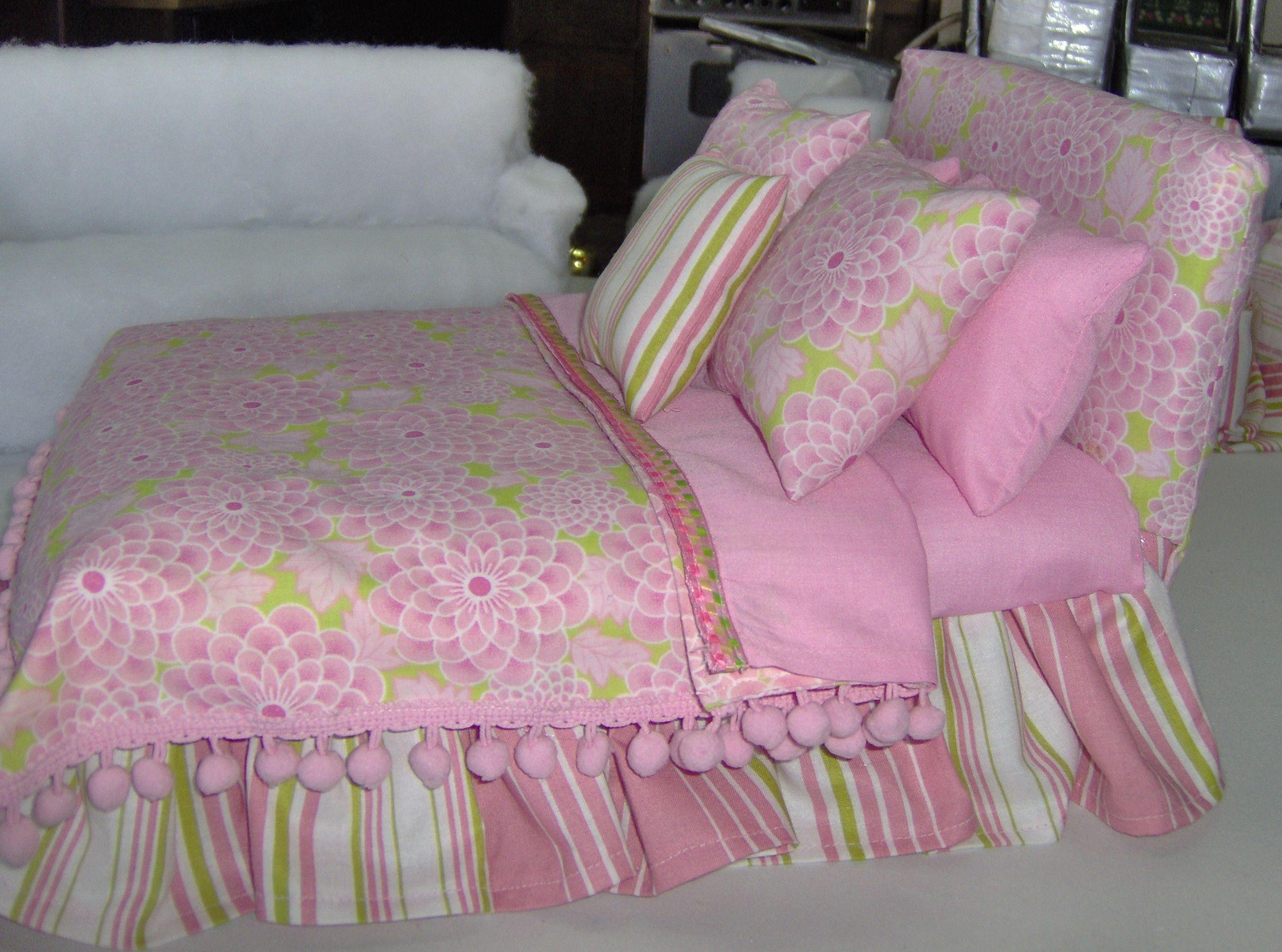 Custom Barbie Furniture Dollhouse Barbie Furniture