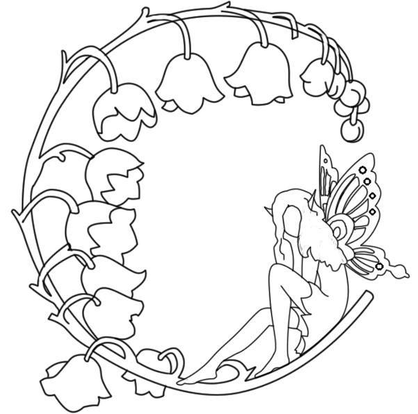 Tatouage muguet muguet lili of valley pinterest - Muguet dessin ...