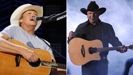 Garth Brooks Others Honored For Songwriting Allan Jackson