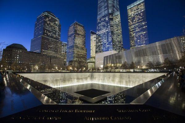National September 11 Memorial And Museum Memorial Landscape Modlar Com New York City Attractions September 11 Memorial Memorial Museum