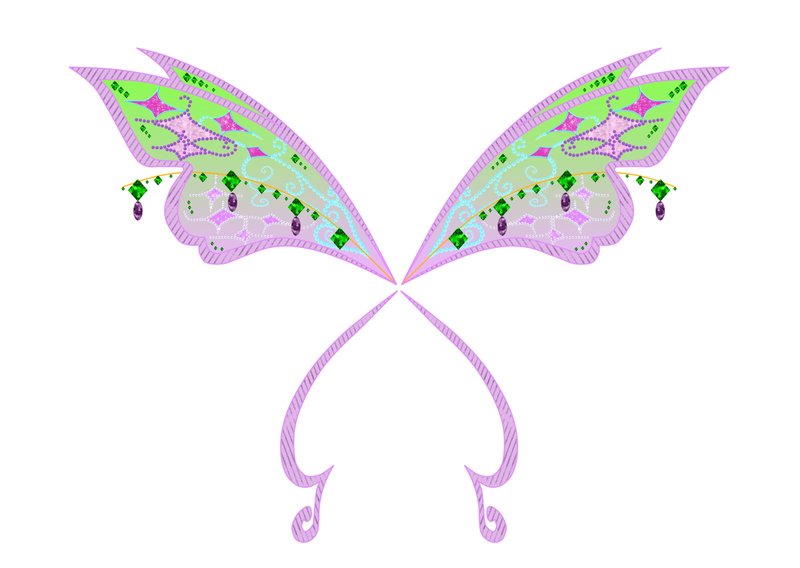 нами картинки только крылья флоры стиль одежды один