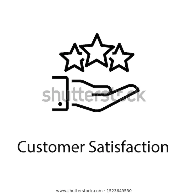 Pin By Naghmeh Rezania On Satisfaction Line Icon Satisfaction Customer Satisfaction