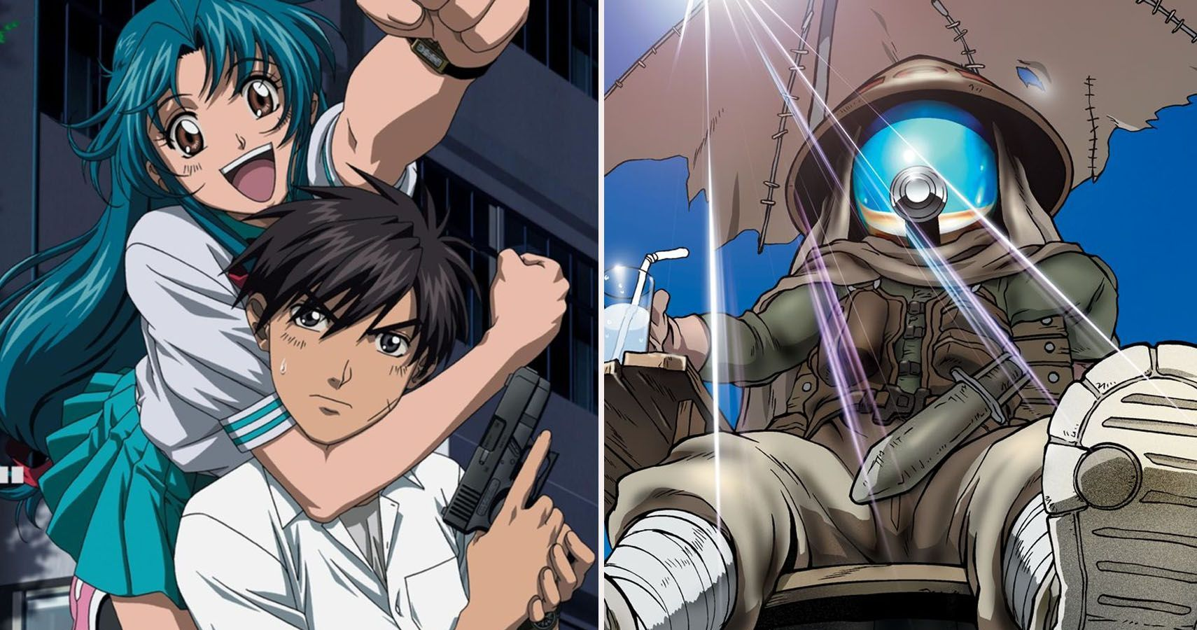 10 Underrated Anime Heroes Of The 2000s Who Deserve More