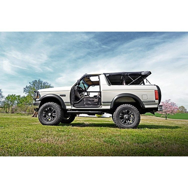 1980 1996 Ford Bronco 4wd 4 Inch Suspension Lift Kit Ford Bronco