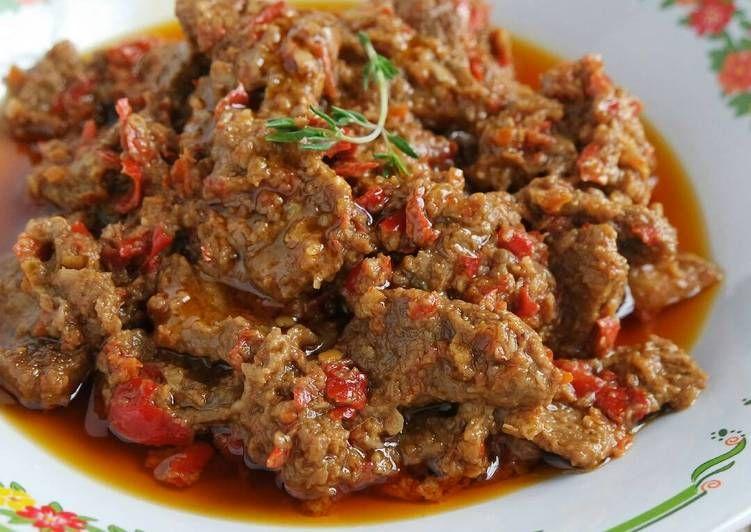 Resep Cara Membuat Toppa Lada Masakanmu Com Resep Makanan Resep Resep Daging Sapi