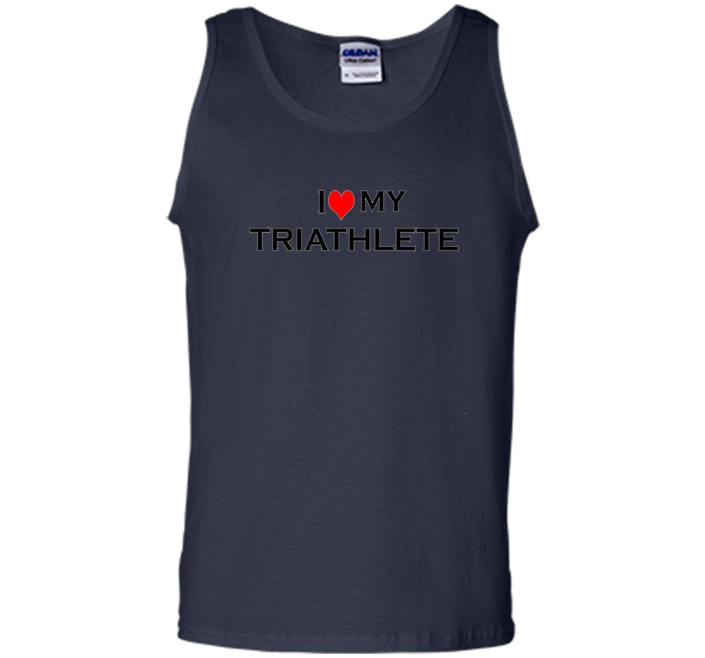 I LOVE MY TRIATHLETE T-Shirt