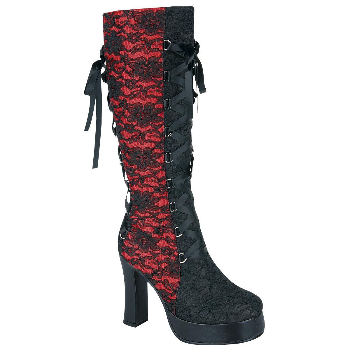 d063a29a058a Gothic Boot - Stiefel von Inamagura - Artikelnummer  206336 - Ab 99 ...
