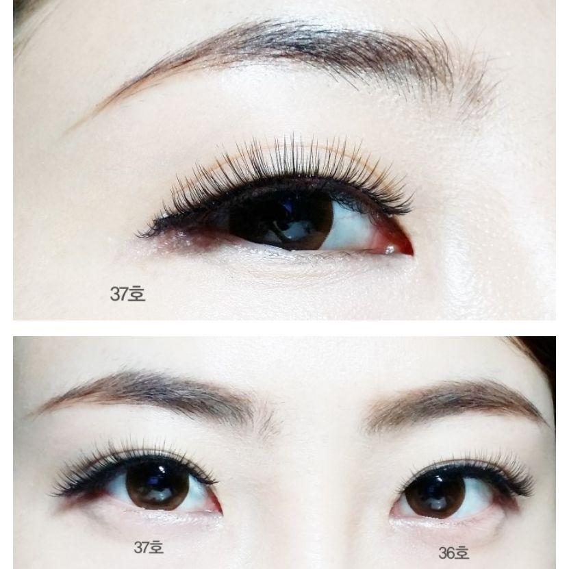Piccassobeauty Korean Makeup Tutorial For False Lashes