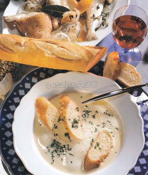 Provence-i halleves aiolival | Receptek | gasztroABC