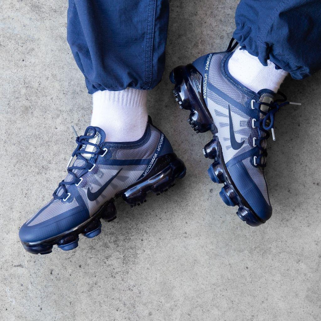 1776346a57 Nike Air Vapormax, Hiking Boots, Navy, Shoes, Walking Boots, Zapatos,